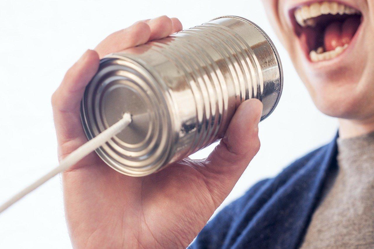 communiquer Parce que dans communiquer...