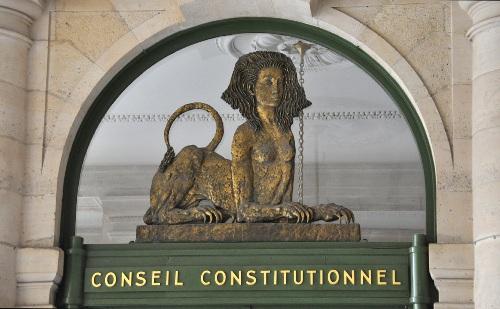 conseil-constit Une décision du conseil constitutionnel lourde de conséquence