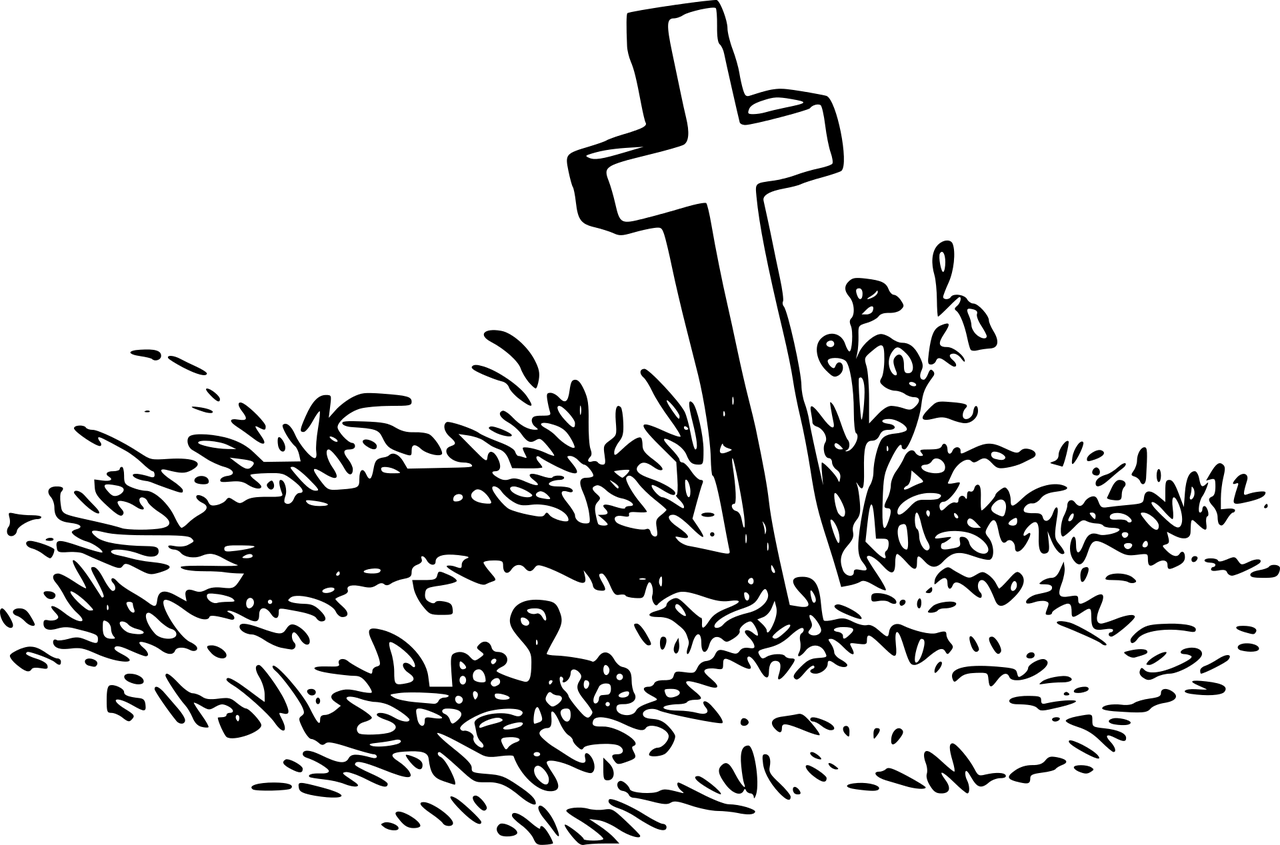 mort-croix Les éditos
